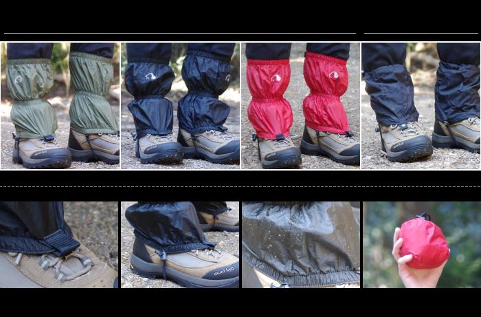 abbb658c5bb209 タトンカ・イスカの登山用スパッツ 登山道具のレンタル専門店 神戸アウトドア