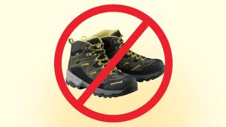 靴は自分でご用意靴なしセット